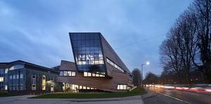 Dirac_Libeskind_The_Ogden_Centre Durham UK