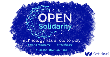 OVHcloud Open Solidarity Atempo
